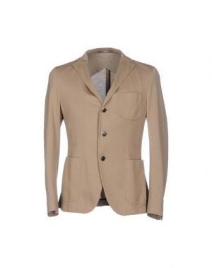 Пиджак PAOLONI. Цвет: песочный