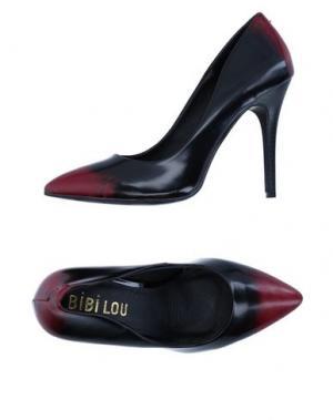 Туфли BIBI LOU. Цвет: черный