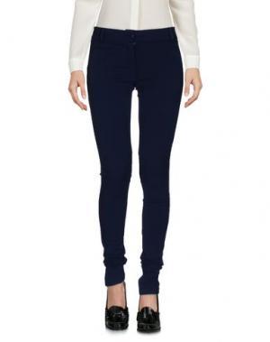 Повседневные брюки H2O ITALIA. Цвет: темно-синий