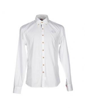Pубашка GAASTRA. Цвет: белый