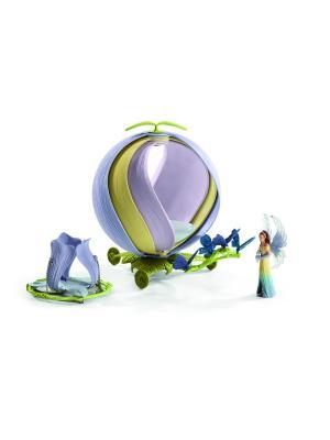 Цветочный шар SCHLEICH. Цвет: сиреневый, кремовый