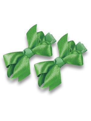 Заколка Perlitta. Цвет: зеленый