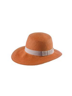 Шляпа Marc&Andre. Цвет: оранжевый