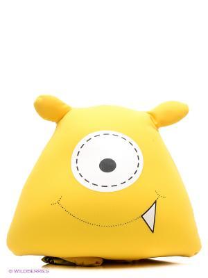 EXPETRO Игрушка-антистресс Монстрик-глазастик Экспетро. Цвет: желтый
