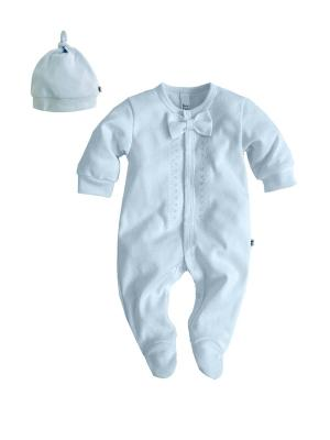 Комплект одежды Bossa Nova. Цвет: голубой