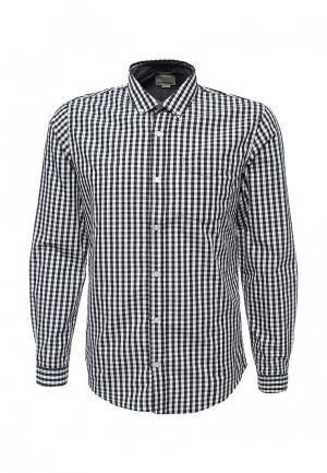 Рубашка Shine Original. Цвет: черно-белый