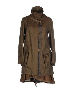 Куртка COAST WEBER & AHAUS. Цвет: зеленый-милитари
