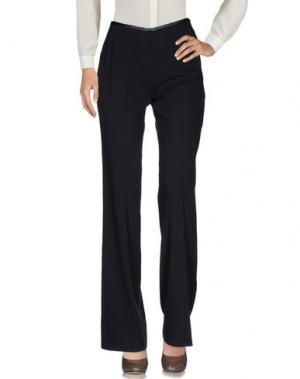 Повседневные брюки ANGELOS FRENTZOS. Цвет: темно-коричневый