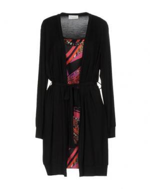 Короткое платье CALALUNA. Цвет: розовато-лиловый