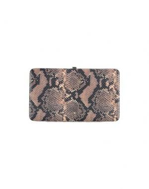 Бумажник ELISABETTA FRANCHI. Цвет: хаки