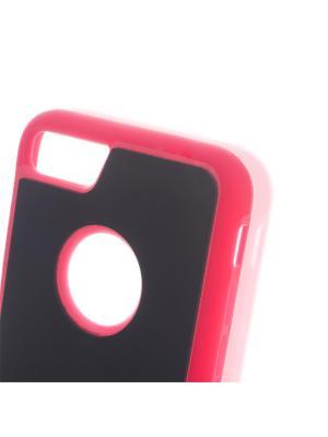 Brosco накладка антигравитационная  для IPHONE 6 Rosco. Цвет: розовый
