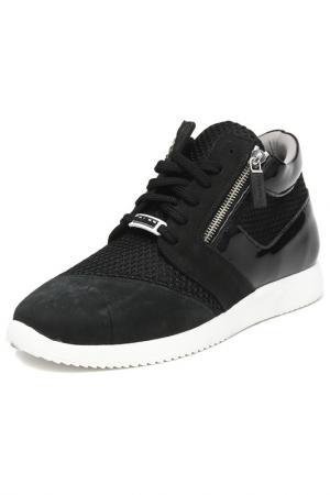Ботинки Baldinini. Цвет: black