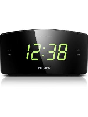 Радио-часы AJ3400/12 Philips. Цвет: черный