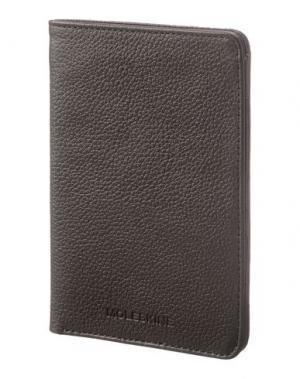 Бумажник MOLESKINE. Цвет: черный
