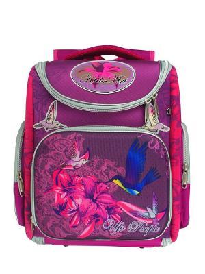 Рюкзак UFO PEOPLE. Цвет: фиолетовый