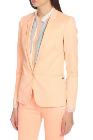 Пиджак Scotch&Soda. Цвет: light pink, светло-розовый