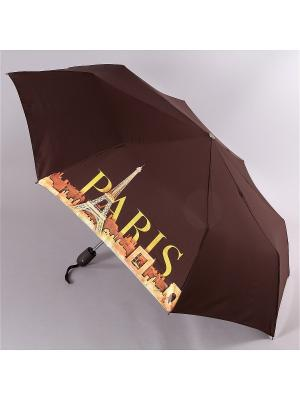 Зонт Airton. Цвет: темно-коричневый