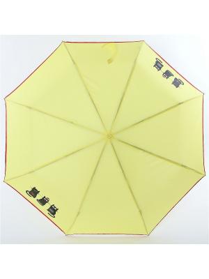 Зонт ArtRain. Цвет: светло-желтый