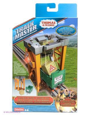 Thomas & Friends Игровой набор Доставка динамита. Цвет: синий, красный, черный