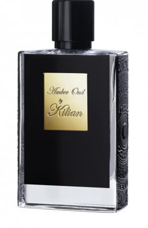 Парфюмерная вода Amber Oud Kilian. Цвет: бесцветный