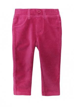 Брюки United Colors of Benetton. Цвет: розовый