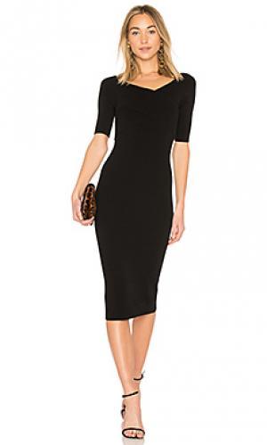 Платье Autumn Cashmere. Цвет: черный