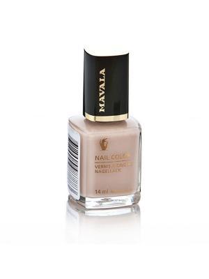 Лак для ногтей профессиональный Delicate Mavala. Цвет: молочный