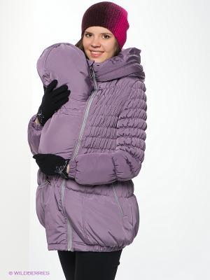 Куртка Nuova Vita. Цвет: лиловый