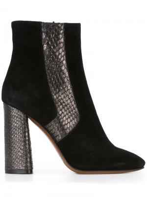 Ботинки Tronchetto LAutre Chose L'Autre. Цвет: чёрный