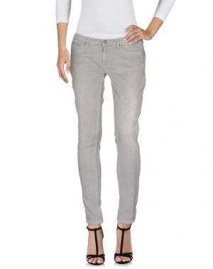 Джинсовые брюки TWENTY8TWELVE. Цвет: светло-серый
