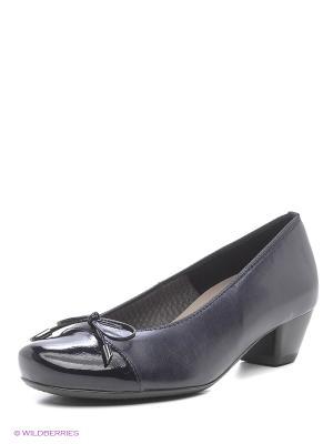 Туфли ARA. Цвет: темно-синий
