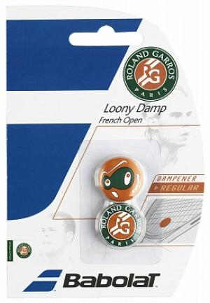 Виброгаситель  Loony Damp French Open X2 Babolat