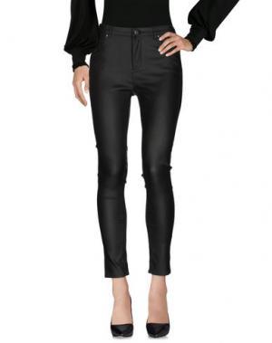 Повседневные брюки MOLLY BRACKEN. Цвет: темно-зеленый