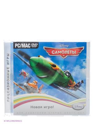 Самолеты PC-DVD (Jewel) НД плэй. Цвет: голубой, синий