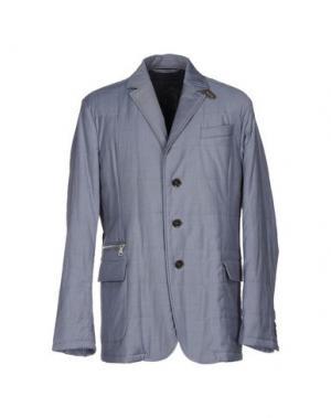 Пиджак MABRUN. Цвет: пастельно-синий