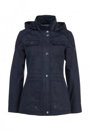 Куртка Halifax. Цвет: синий