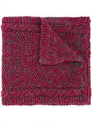 Antonina Tussey scarf 711. Цвет: красный