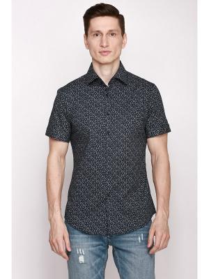 Рубашка Baon. Цвет: антрацитовый, серый, черный