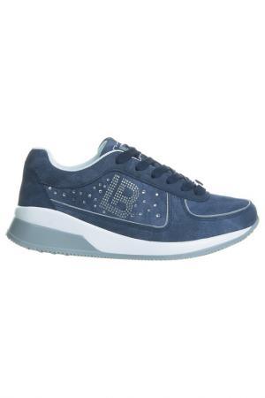 Running Shoes Laura Biagiotti. Цвет: navy