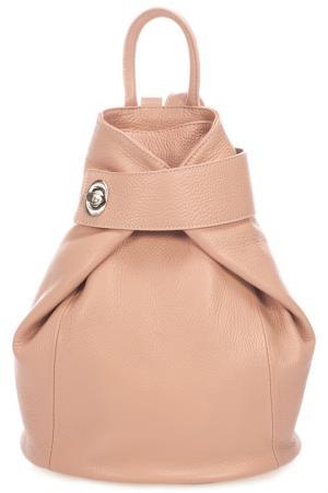 Рюкзак Lisa minardi. Цвет: розовый