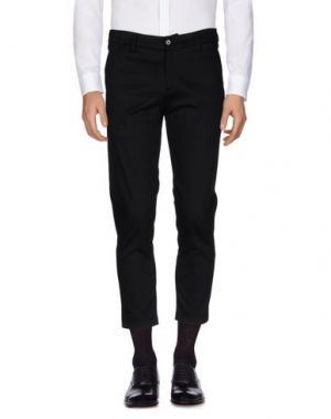 Повседневные брюки REVERES 1949. Цвет: черный