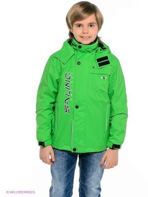 Куртка Kerry. Цвет: зеленый