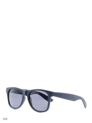 Солнцезащитные очки VANS. Цвет: синий