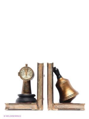Декоративная подставка-ограничитель Magic Home. Цвет: белый
