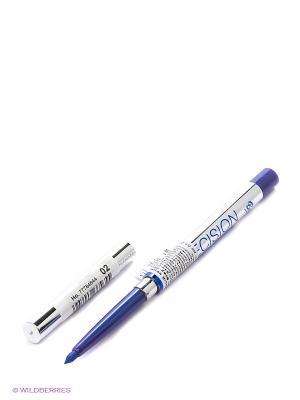 Устойчивый карандаш для глаз Precision, тон 2 Bell. Цвет: фиолетовый