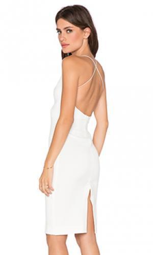 Платье aquila Maurie & Eve. Цвет: белый