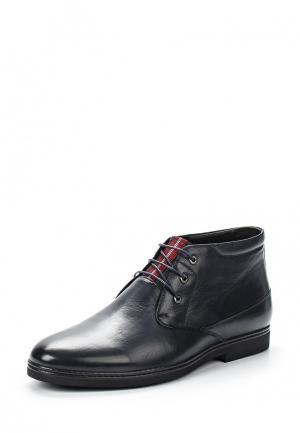 Ботинки ElRosso El'Rosso. Цвет: синий