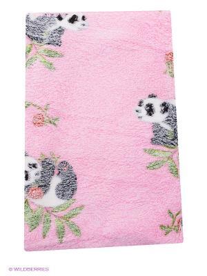 Плед Bebitof Baby. Цвет: розовый, черный, зеленый
