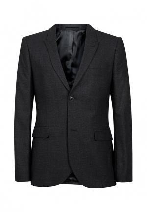 Пиджак Topman. Цвет: черный