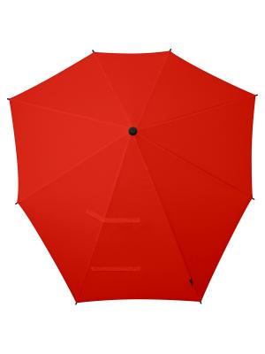 Зонт-трость senz Smart XL sunset red. Цвет: красный